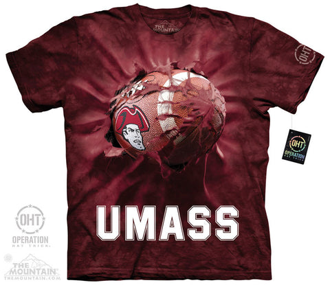 5490 UMASS Breakthru Football