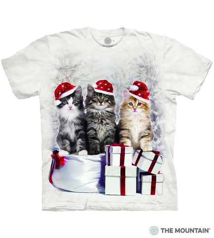4209 Presents Cats T-Shirt