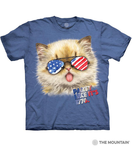 6267 Party Like It's 1776 T-Shirt