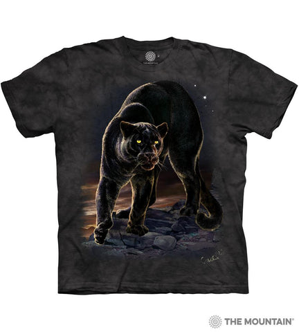 6277 Panther Portrait T-Shirt