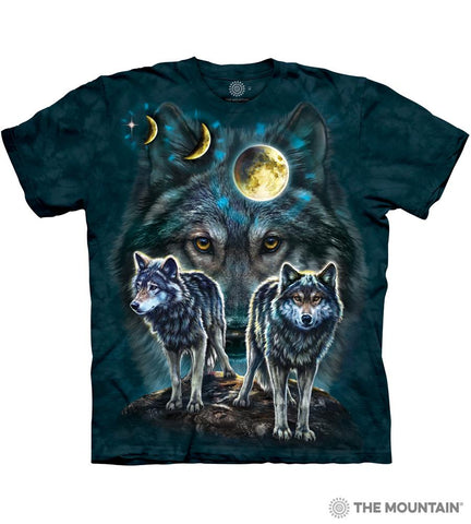 6284 Northstar Wolves T-Shirt