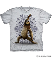 6288 Warrior Sloth T-Shirt