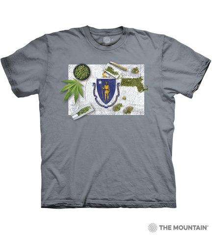 6293 Massachusetts T-Shirt