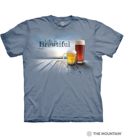 6365 Life Is Brewtiful T-Shirt