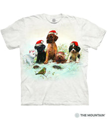 6386 Christmas Pals T-Shirt