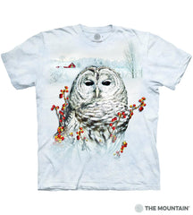 6394 Country Owl T-Shirt