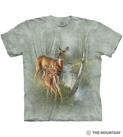 6424 Birch Creek Whitetail T-Shirt