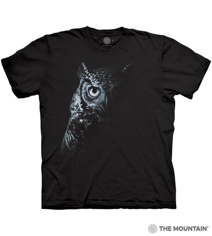 6427 Shadow Owl T-Shirt
