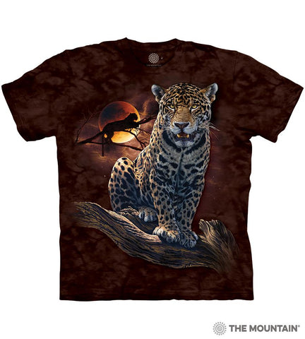 6434 Blood Moon Leopard T-Shirt