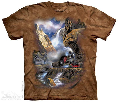 151464 Rails To Pandora Youth T-Shirt
