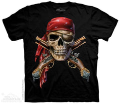 151562 Skull & Muskets Youth T-Shirt