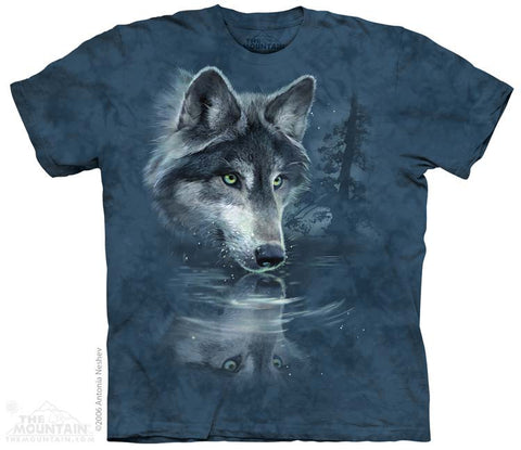 1850 Wolf Reflection Youth T-Shirt