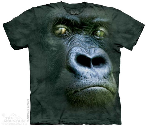 153100 Silverback Portrait Youth T-Shirt