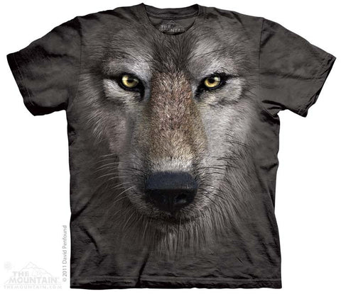 3249 Wolf Face