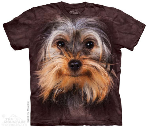 3335 Yorkshire Terrier Face