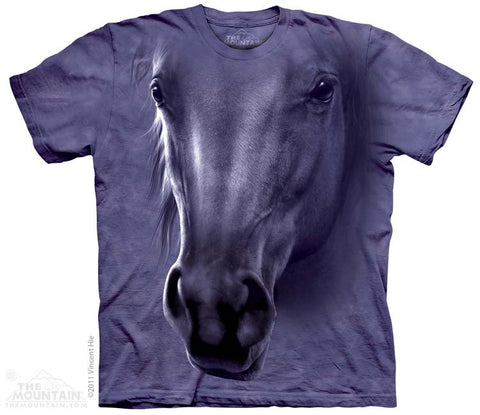 153346 Horse Head Youth T-Shirt