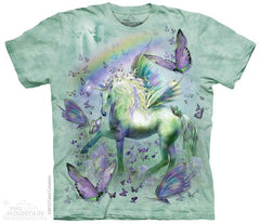 153402 Unicorn & Butterflies Youth T-Shirt