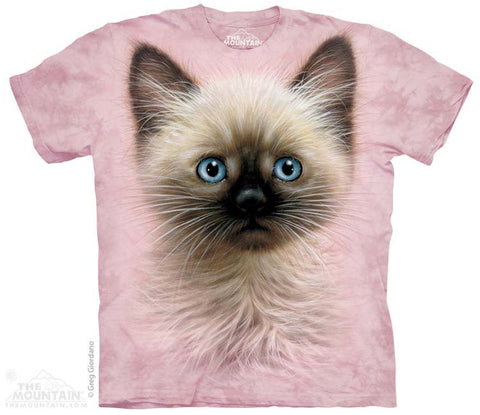 153464 Black & Tan Kitten Youth T-Shirt
