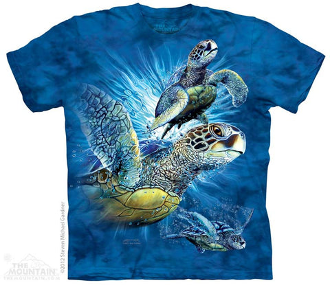 3515 Find 9 Sea Turtles