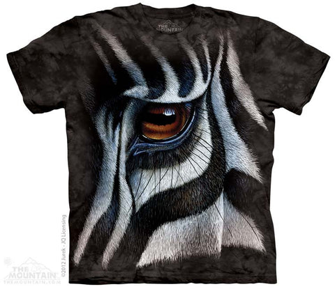 153552 Zebra Eye Youth T-Shirt