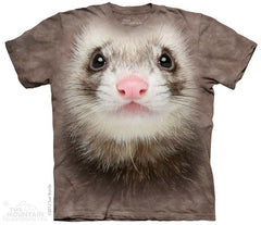 153617 Ferret Face Youth T-Shirt