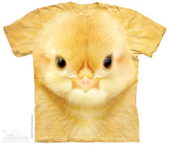 153698 Big Face Baby Chick Youth T-Shirt