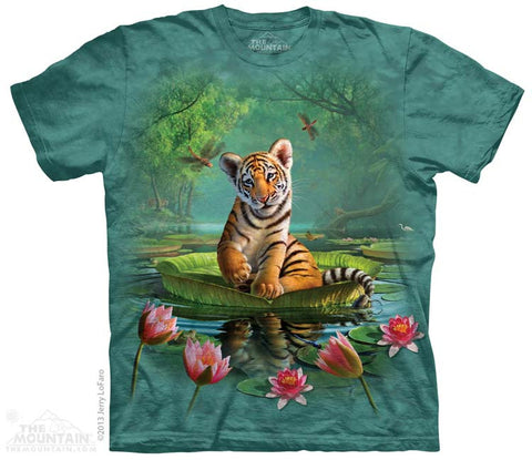 3813 Tiger Lily Youth T-Shirt