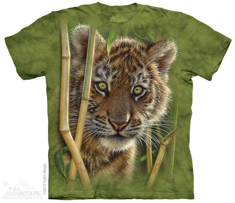 153819 Baby Tiger Youth T-Shirt