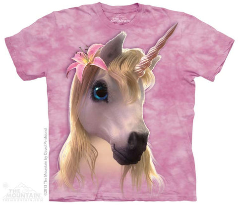 3846 Cutie Pie Unicorn Youth T-Shirt