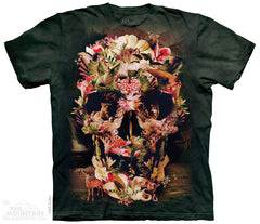 153967 Jungle Skull Youth T-Shirt