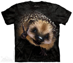 153976 Peace Hedgehog Youth T-Shirt