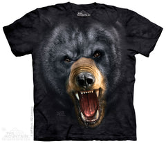 3989 Aggressive Nature:Black Bear