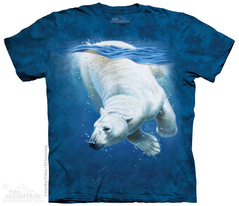 4003 Polar Bear Dive