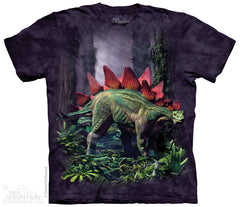 4031 Stegosaurus Youth T-Shirt