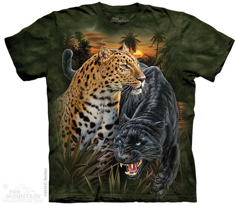 154342 Two Jaguars Youth T-Shirt