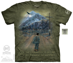 The Mountain Wholesale - 4821 Hero Returns T-Shirt