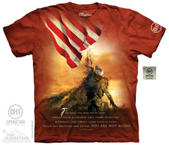 The Mountain Wholesale - 4827 Not Alone T-Shirt