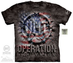 The Mountain Wholesale - 4832 OHT Americana T-Shirt
