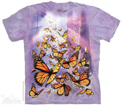 154863 Monarch Butterflies Youth T-Shirt