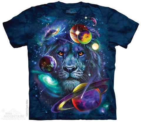 4966 Lion Of Cosmos