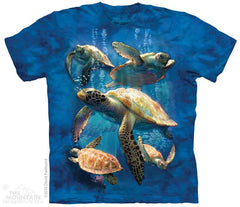 4973 Sea Turtle Family