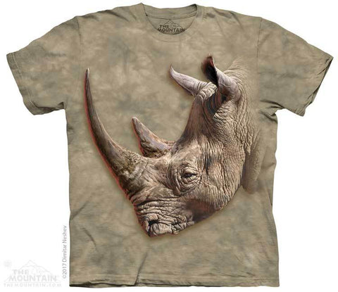 5901 White Rhino T-Shirt