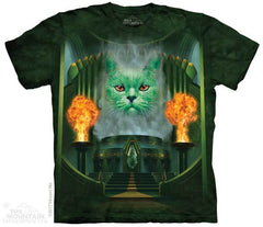 5902 Cat The Great & Powerful T-Shirt