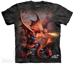 5923 Fire Dragon T-Shirt