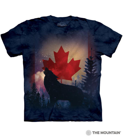 6123 Canadian Howl T-Shirt