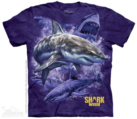 6722 Purple Great White