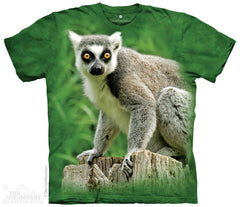 447045 Ring Tailed Lemur Youth T-Shirt