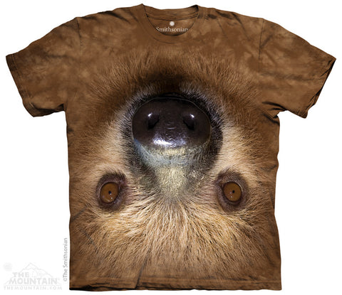 7048 Upside Down Sloth