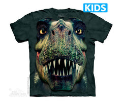 3569 Rex Portrait Youth T-Shirt