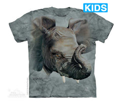 4953 Baby Elephant Youth T-Shirt